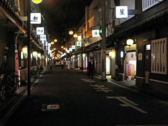 """大阪""""飛田新地""""  有名的日本風俗景點"""