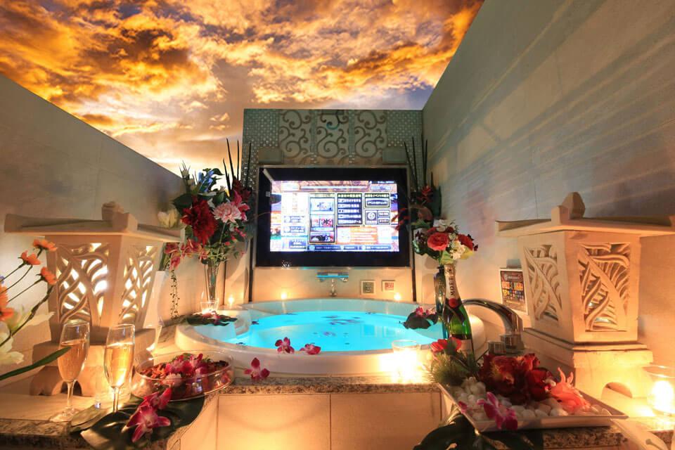 日本的愛情賓館是世界No.1的情色空間
