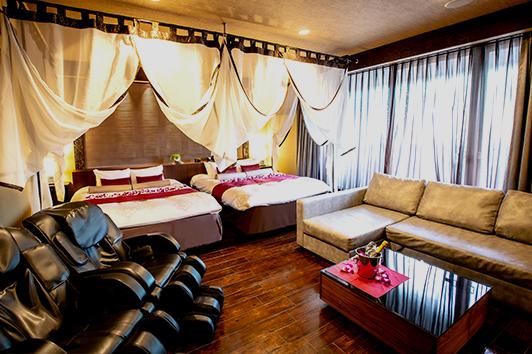 """【便宜&漂亮】東京都内推薦的CP值超群愛情賓館 """"Hotel Bali An Resort新宿本店"""""""