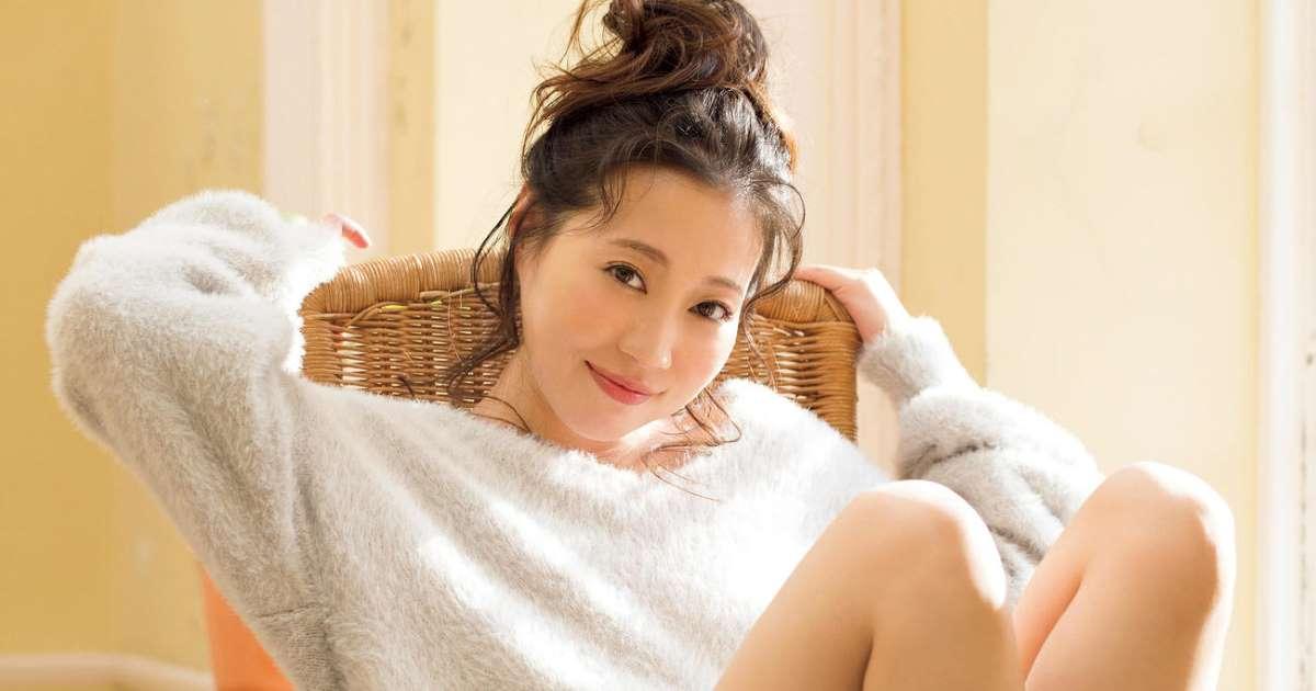 前「早安少女組」。福田明日香發表衝擊的裸體寫真集。